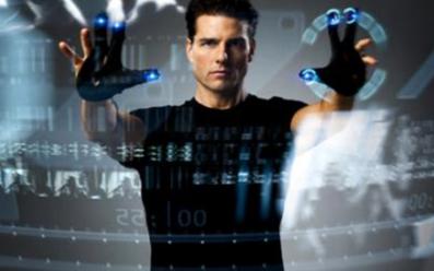 從觸控到增強現實 科幻技術已成現實