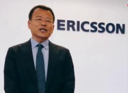 爱立信表达了全力以赴支持中国5G建设的积极态度