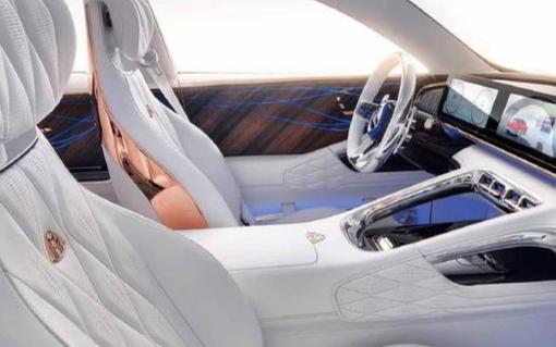 2020年梅赛德斯S级轿车将拥有更多触控技术