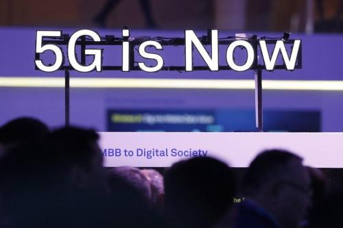 韩国5G移动服务签约用户数即将突破100万