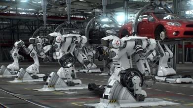 汽车工业机器人的应用趋于饱和,食品工业机器人规模化爆发