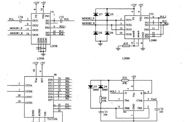 如何使用51单片机进行智能小车避障电路的实现