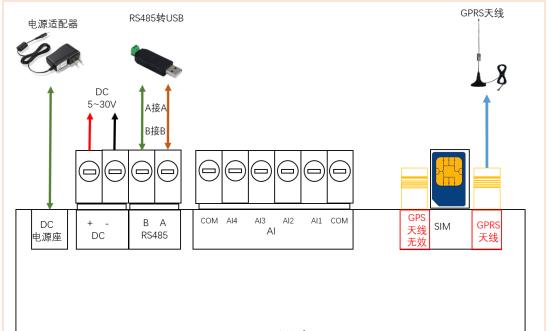 RTU接线教程与Modbous RTU接线说明书