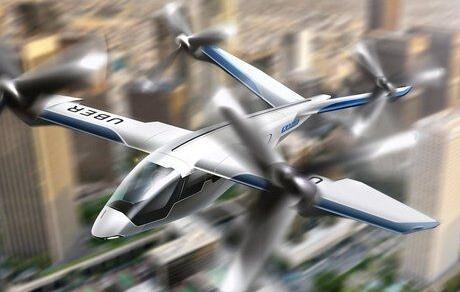 優步計劃在2020年進行試飛空中飛行出租車并于2023年啟動服務