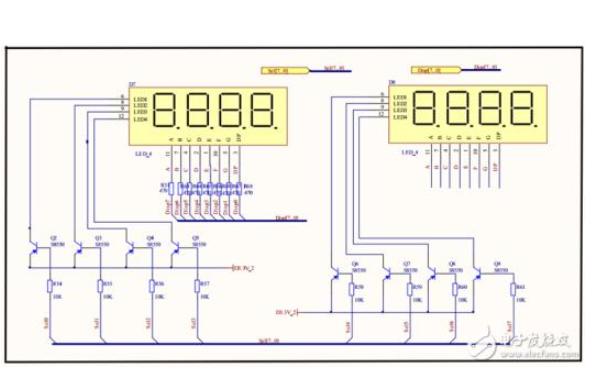 FPGA入门系列实验教程之实现数码管静态显示的详细资料说明