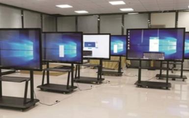 电容式超大尺寸触摸屏技术属于全球领先