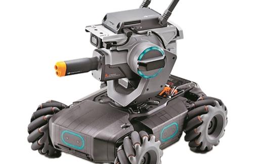 大疆最新发布首款教育机器人