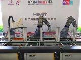低成本高效率还易操作 标准化模块式机器人组装流水...