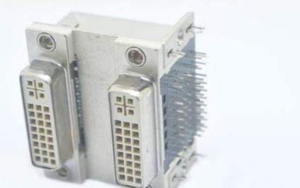 什么是双DVI接口连接器