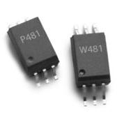 ACPL-P481-000E 用于智能功率模块和IGBT / MOSFET栅极驱动的反相逻辑,高CMR光电耦合器