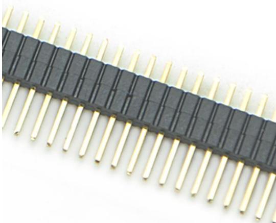 固定连接器插针的三种方法