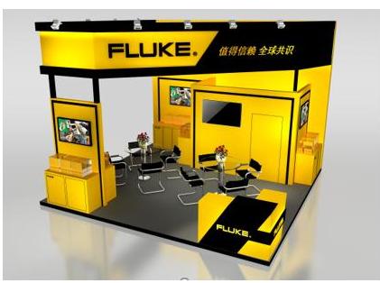 福禄克首次参加上海国际工业设备维护及∮升级工程展览会 与您�不见不散