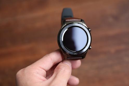 华为智能手表支持边框触控技术