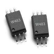 ACPL-W483-000E 反向逻辑高CMR智...