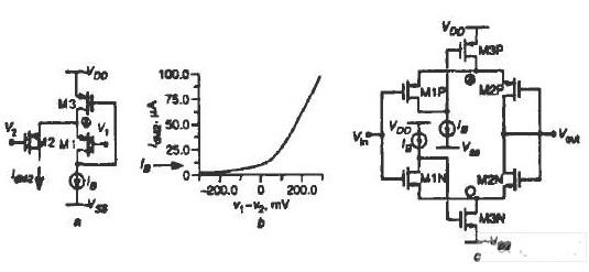 轨到轨电压缓冲器降低了功耗和提高了转换速率