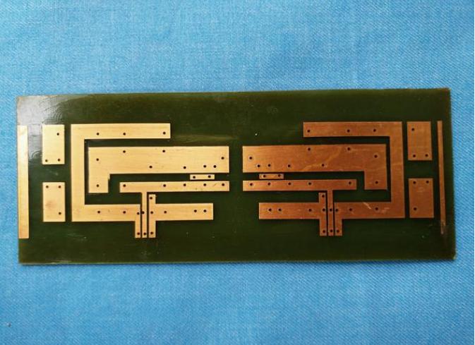 手工制作电路板的方法