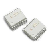 ACPL-331J-000E 具有集成(VCE)去饱和检测,故障状态反馈和有源米勒钳位的1.5安培输出电流IGBT栅极驱动器光电耦合器