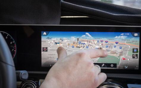 觸控顯示技術已成為智能交互核心