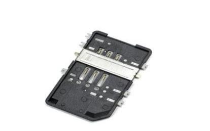 浅析SIM卡座连接器的组件知识和危害性能指标的因素