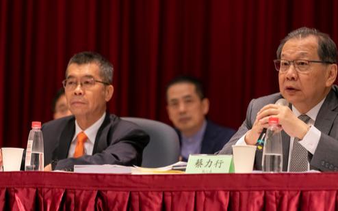 蔡明介:联发科是全球第一个做出5G单晶片