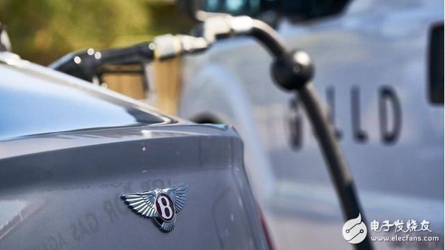 奢华DOT时代宾利豪车结合OLED触控技术