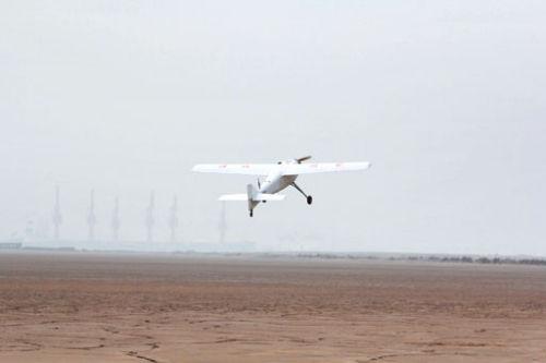 新型无人机导航系统提供360度态势感知