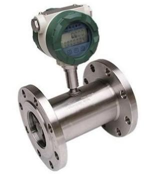 液体涡轮流量计的工作原理及类型