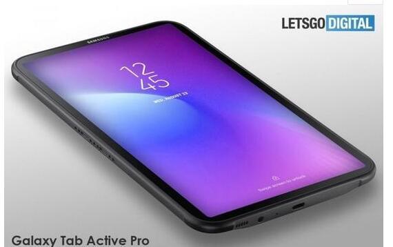 三星有望在今年IFA大展上亮相推出Galaxy Tab Active Pro