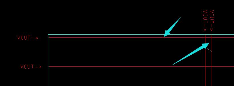 拼板工藝邊寬度過小示意圖1