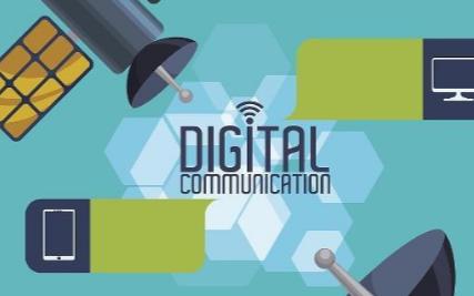 5G移动通讯系统 模拟和数字通讯