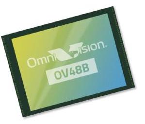 OmniVision发布0.8微米4800万像素图像传感器