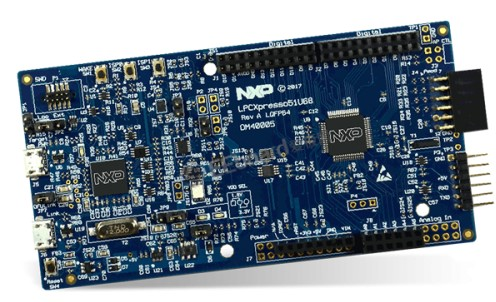 LPCXpresso51U68开发板的特性