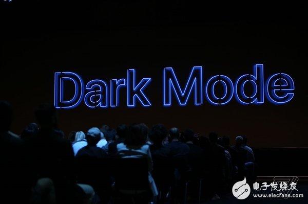 苹果发布iOS13的第二个测试版 加入黑暗模式
