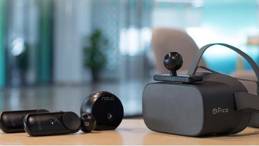 VR一体机观影和游戏都是非常好的体验