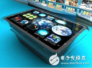 柔性OLED为可弯折材料带来很大机遇包括触控技术