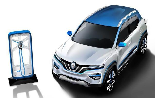 雷诺K-ZE或将是最安全的电动汽车