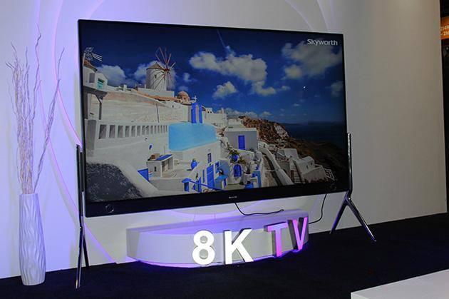 """5G为彩电业带来重大机遇 超高清视频产业站上了""""..."""