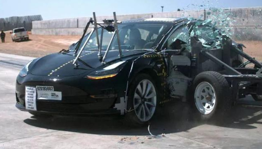 Model 3为何是世界上最安全的车!