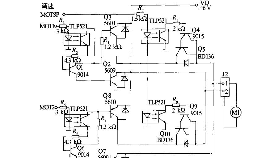 如何使用16位单片机进行智能循线和避障机器人设计资料说明
