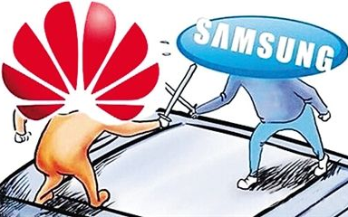 """坐收渔翁之利,三星""""抢占""""华为印度 5G市场"""