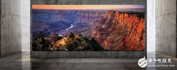 三星推出292英寸MicroLED电视