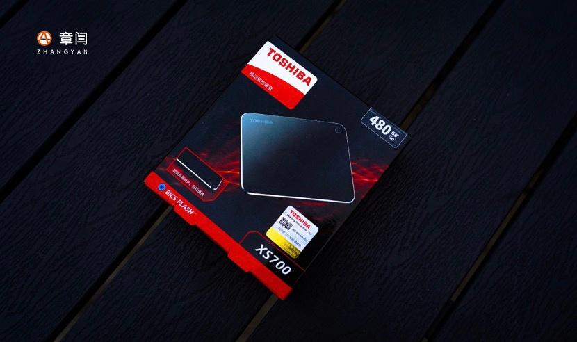东芝XS700移动固态硬盘怎么样 值不值得买