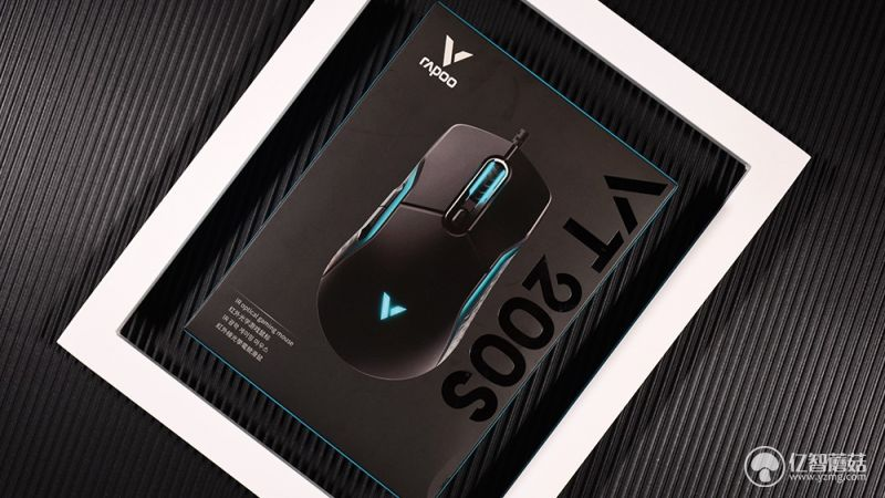 雷柏VT200S電競鼠標體驗 操作體驗出色觸感非常舒適