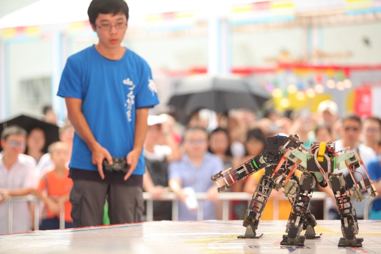 機器人格斗