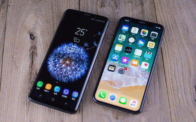 三星S9+和iPhoneX哪个好