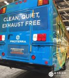 Proterra能源车队解决方案让车队向电动车队过渡