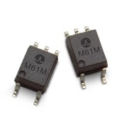 ACPL-M61M 2.5 V / 3.3 V 125°C低功耗10 MBd數字光電耦合器