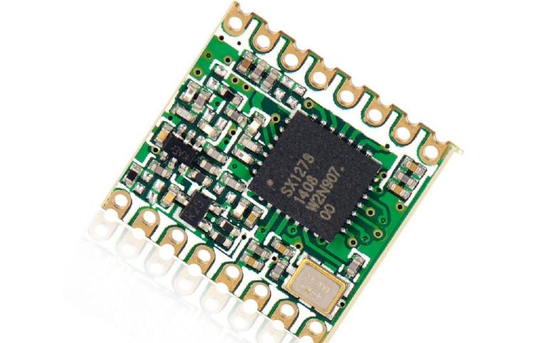 使用SX1278无线模块进行Lora接收和发送demo的代码资料免费下载