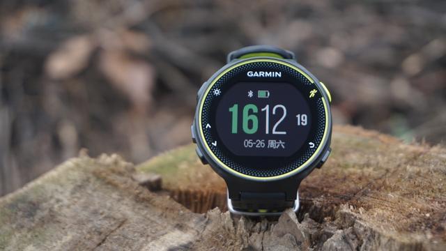 佳明235专业运动手表评测 提供非常专业的数据记...