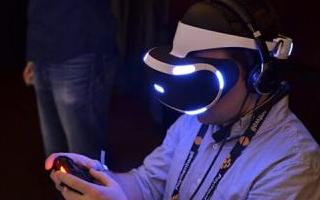 VR虚拟现实迈入4K超清时代